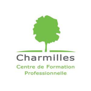 Logo CFP Les Charmilles