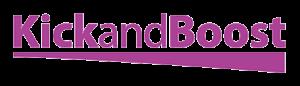 logo KickandBoost plateforme de financement participatif pour l'immatériel