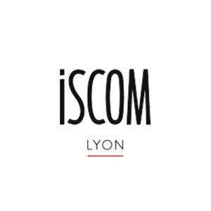 Logo ISCOM Lyon