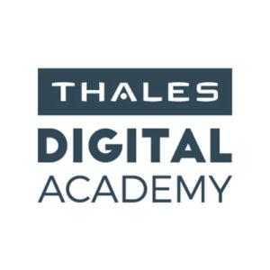 Logo Thales Digital Academy